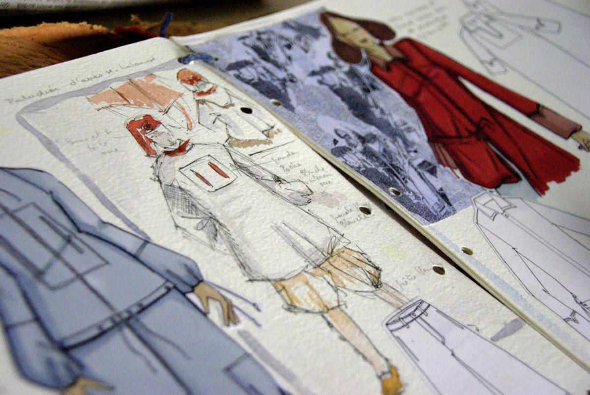 Bleuenn Seveno, designer textile inspirée du patrimoine breton